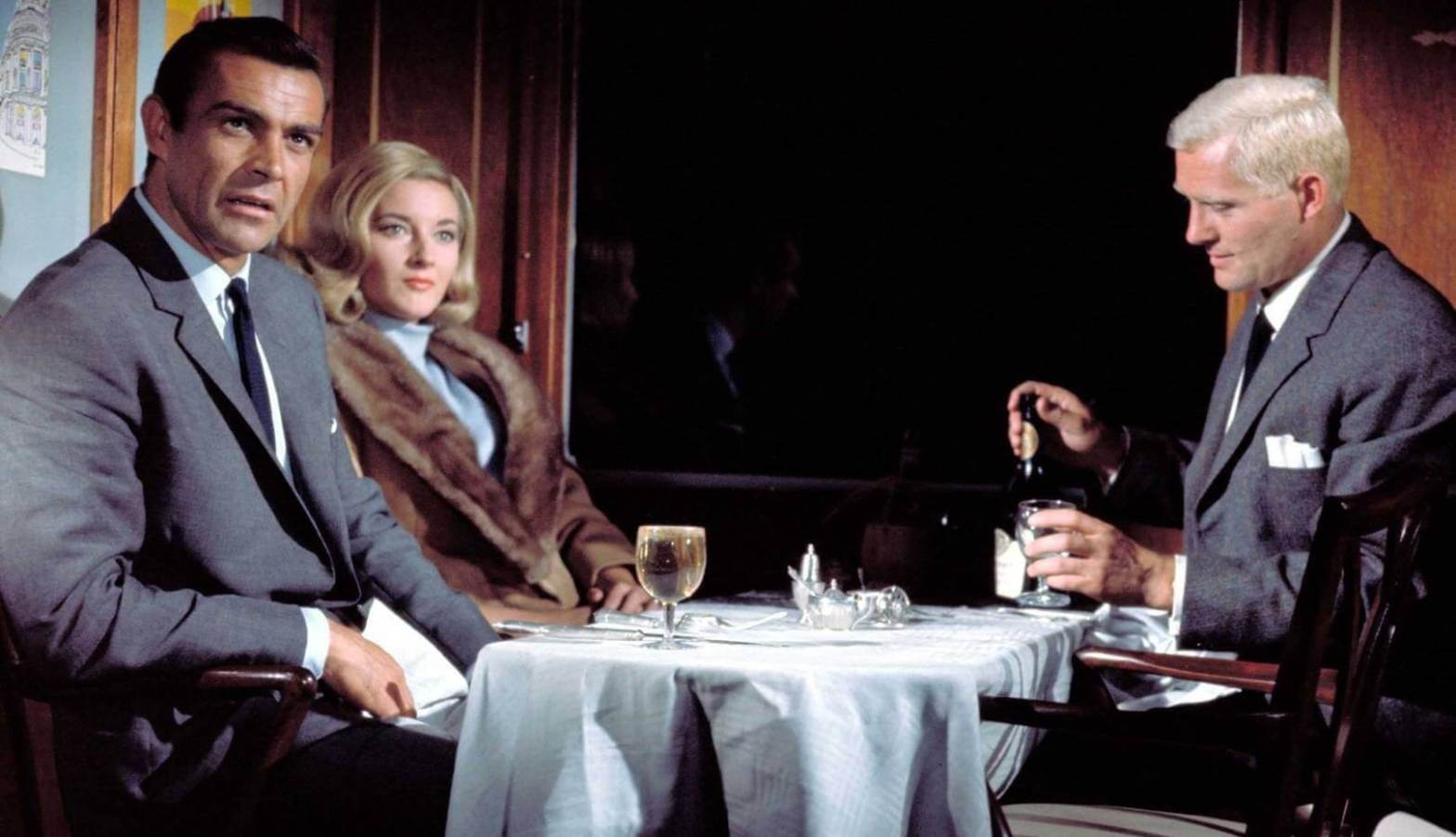 License to Review #2: From Russia with Love (1963) – A Fistful of Film